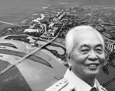 Đường mang tên Đại tướng Võ Nguyên Giáp ở Hà Nội dài 12km - Ảnh 1