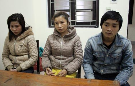 Bắt khẩn cấp nhóm đối tượng buôn bán người ở miền Tây xứ Nghệ - Ảnh 1