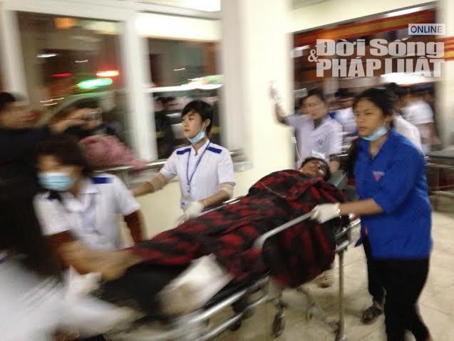 Công tác cứu chữa nạn nhân trong vụ sập giàn giáo ở Formosa - Ảnh 5