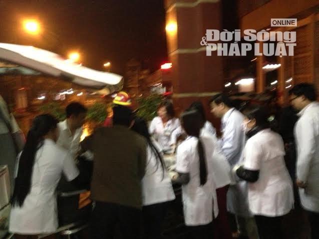 Công tác cứu chữa nạn nhân trong vụ sập giàn giáo ở Formosa - Ảnh 6