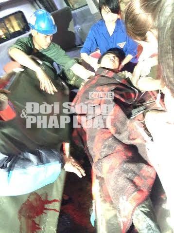 Công tác cứu chữa nạn nhân trong vụ sập giàn giáo ở Formosa - Ảnh 9