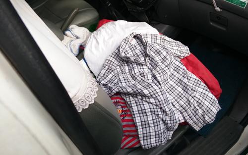 """Tìm nhân thân cho bé trai 2 tuổi bị """"bỏ quên"""" trên taxi - Ảnh 2"""