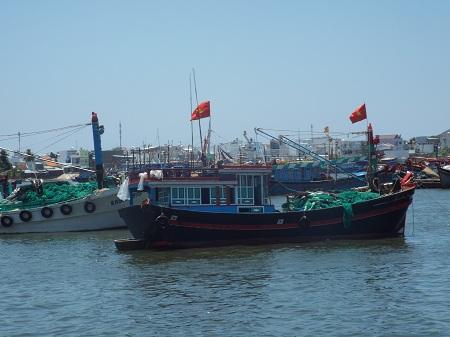"""""""Thuyền là nhà, biển cả là quê hương!"""" - Ảnh 1"""