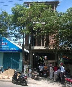 Đà Nẵng: Đang thi công nhà, một công nhân bị điện giật chết - Ảnh 1