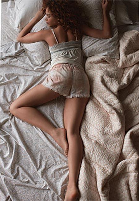 Tư thế ngủ nào tốt cho phụ nữ? - Ảnh 5
