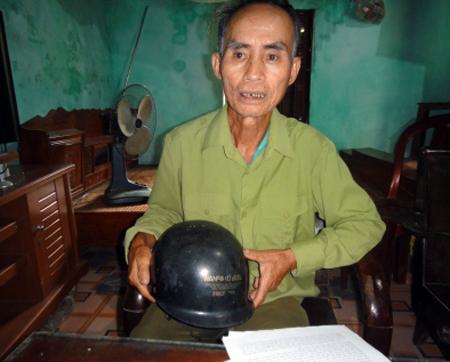 Gặp người đội trưởng rà phá bom mìn tại Ngã ba Đồng Lộc - Ảnh 1