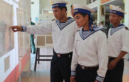 Triển lãm Chủ quyền Việt Nam trên Biển Đông - Ảnh 1