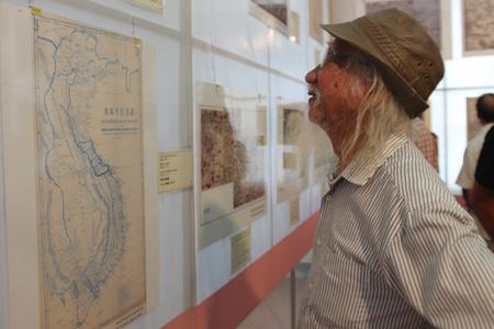 Triển lãm Chủ quyền Việt Nam trên Biển Đông - Ảnh 4