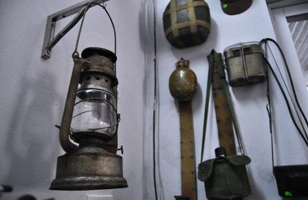 Chuyện về thầy giáo trẻ và bộ sưu tập kỷ vật chiến tranh - Ảnh 5