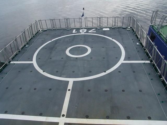 Khám phá tàu Kiểm ngư hiện đại nhất Việt Nam - Ảnh 10
