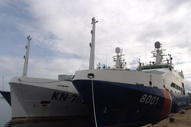 Khám phá tàu Kiểm ngư hiện đại nhất Việt Nam - Ảnh 11