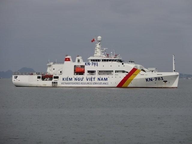Khám phá tàu Kiểm ngư hiện đại nhất Việt Nam - Ảnh 12