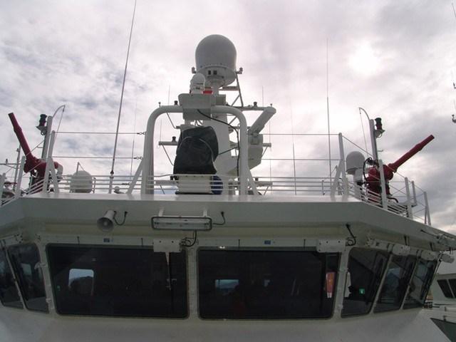 Khám phá tàu Kiểm ngư hiện đại nhất Việt Nam - Ảnh 8