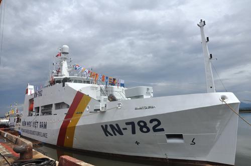 Khám phá tàu Kiểm ngư 782 hiện đại nhất Việt Nam - Ảnh 2