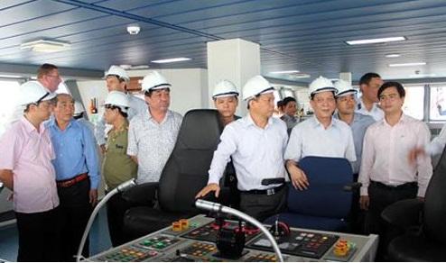 Khám phá tàu Kiểm ngư 782 hiện đại nhất Việt Nam - Ảnh 4