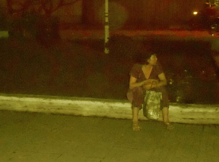 """Nhộn nhịp  """"chợ tình osin"""" giữa phố Sài Gòn - Ảnh 2"""