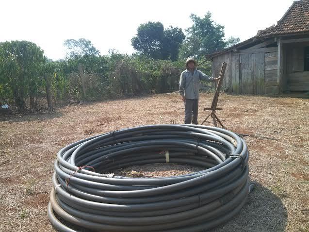 """Đắk Lắk: Khô hạn kéo dài, hàng nghìn diện tích cây trồng """"khát nước"""" - Ảnh 2"""