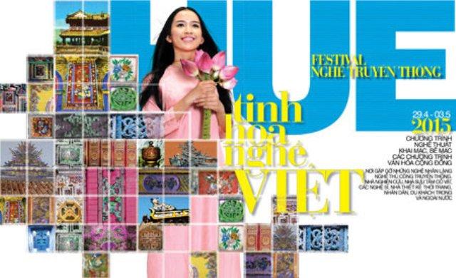 Thừa Thiên – Huế sẵn sàng khai mạc Festival nghề truyền thống 2015 - Ảnh 1