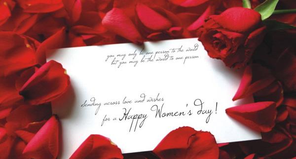 Lời chúc ngày 8/3 hay, ý nghĩa nhất dành tặng mẹ và vợ - Ảnh 2