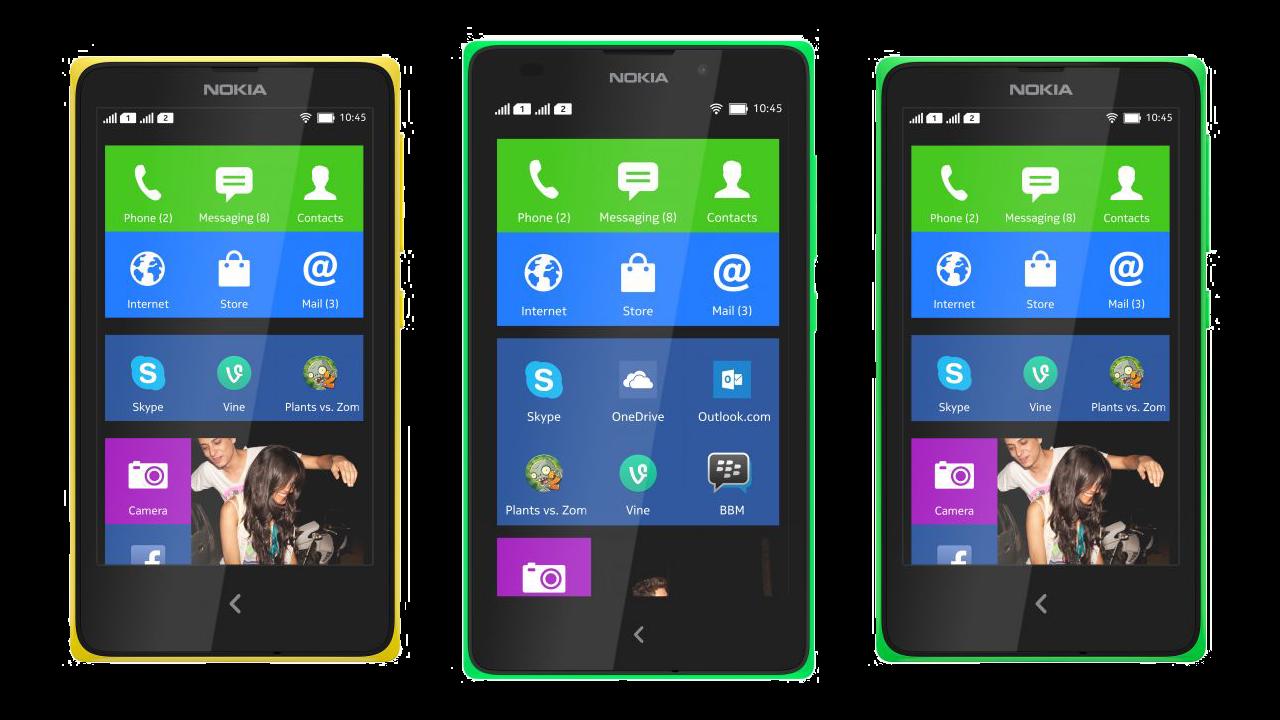 Nokia X: dùng được 3/4 kho ứng dụng Android, điểm benchmark khá - Ảnh 2
