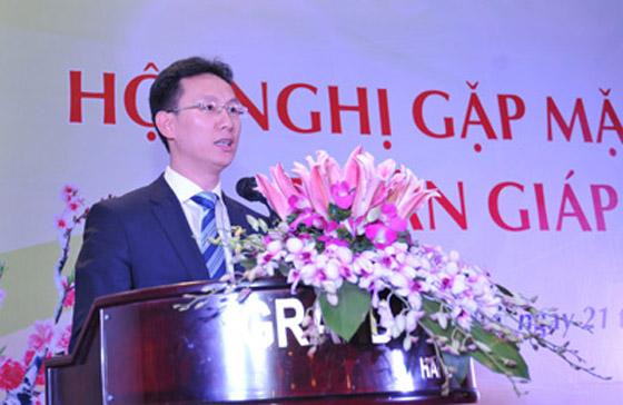 Bổ nhiệm Phó TGĐ Vietinbank làm Chánh văn phòng NHNN - Ảnh 2