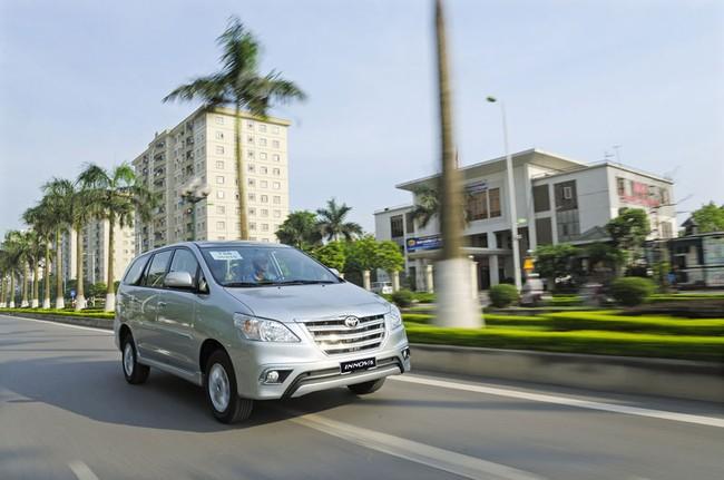 Toyota Việt Nam bất ngờ giới thiệu Innova 2014 - Ảnh 3