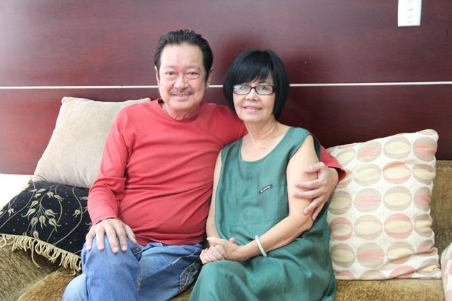 NSƯT Nguyễn Chánh Tín chưa bao giờ nói lời yêu thương với vợ - Ảnh 2