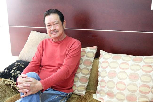 NSƯT Nguyễn Chánh Tín chưa bao giờ nói lời yêu thương với vợ - Ảnh 1