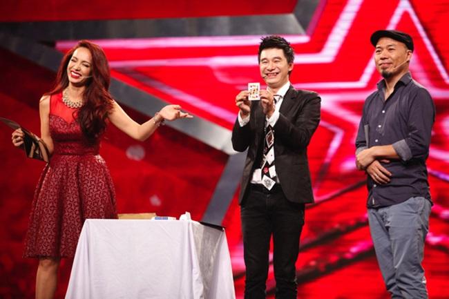 Vietnam's Got Talent: Thí sinh nam đi giày cao gót nhảy bốc lửa - Ảnh 7