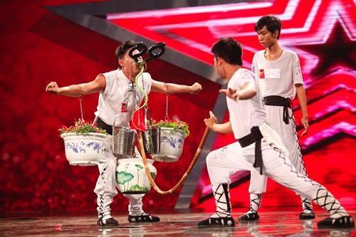 Vietnam's Got Talent: Thí sinh khiến Thúy Hạnh run rẩy cả người - Ảnh 4