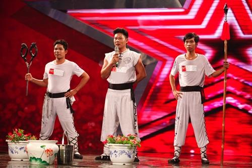 Vietnam's Got Talent: Thí sinh khiến Thúy Hạnh run rẩy cả người - Ảnh 1