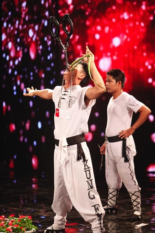 Vietnam's Got Talent: Thí sinh khiến Thúy Hạnh run rẩy cả người - Ảnh 5