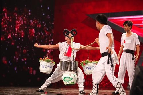 Vietnam's Got Talent: Thí sinh khiến Thúy Hạnh run rẩy cả người - Ảnh 3