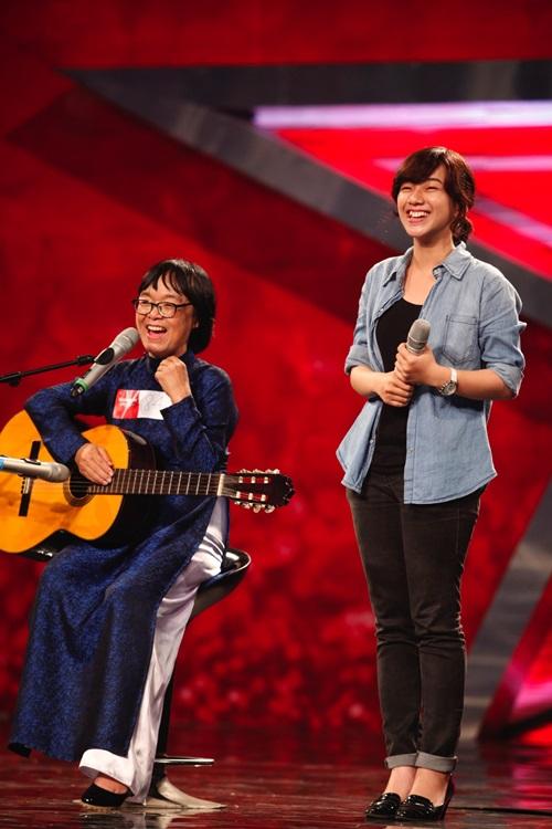 Vietnam's Got Talent: Cô giáo nhận được nút vàng quyền lực - Ảnh 3
