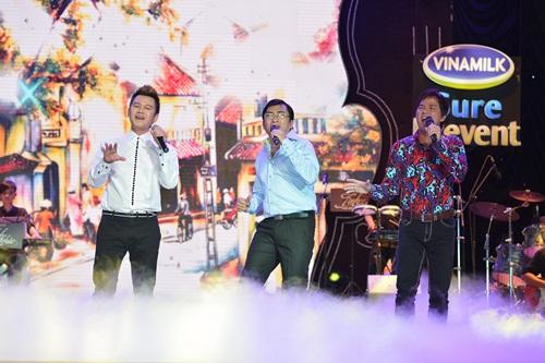 Danh ca Phương Dung, Ngọc Sơn tỏa sáng trong đêm nhạc bolero - Ảnh 3