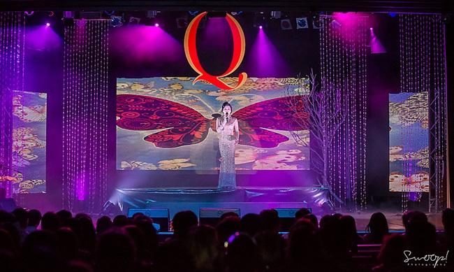 Lệ Quyên quyến rũ 2.000 khán giả tại Úc trong Q Show - Ảnh 2