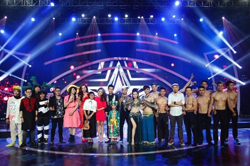 Vietnam's Got Talent: Vân Hugo, Thúy Hạnh thích mê nhóm 6 múi - Ảnh 10