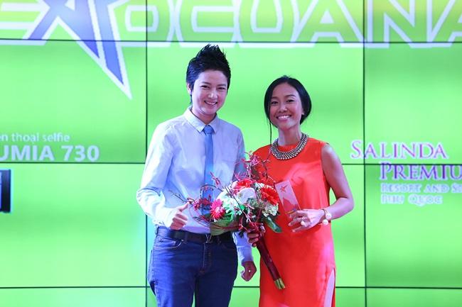 Minh Hằng, Sơn Tùng đoạt giải mỹ nhân - mỹ nam của năm - Ảnh 9