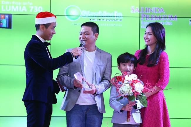 Minh Hằng, Sơn Tùng đoạt giải mỹ nhân - mỹ nam của năm - Ảnh 8