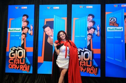 Ơn giời, cậu đây rồi: Thu Trang, Hải Yến idol làm khách mời - Ảnh 6