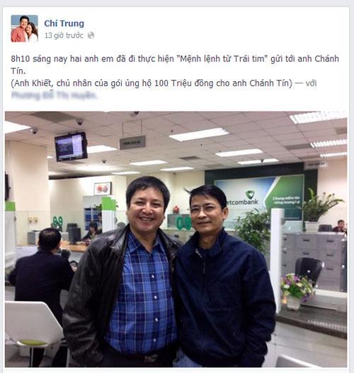 Công Ninh nói về vụ Chánh Tín vỡ nợ: Chỉ người trong cuộc mới rõ - Ảnh 4