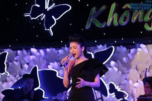 Nghệ sỹ Hoàng Lan nhận được 300 triệu đồng sau đêm nhạc từ thiện - Ảnh 6