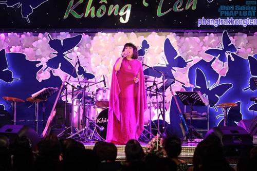 Nghệ sỹ Hoàng Lan nhận được 300 triệu đồng sau đêm nhạc từ thiện - Ảnh 8