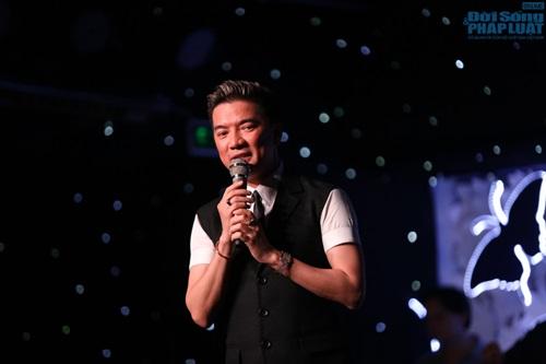Nghệ sỹ Hoàng Lan nhận được 300 triệu đồng sau đêm nhạc từ thiện - Ảnh 16
