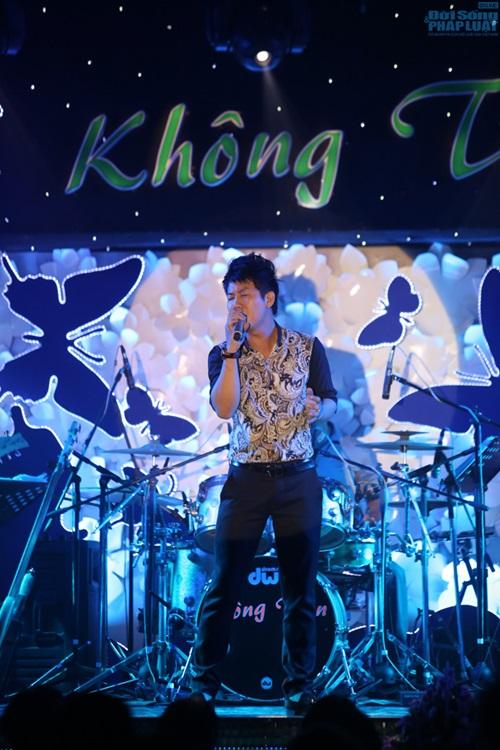 Nghệ sỹ Hoàng Lan nhận được 300 triệu đồng sau đêm nhạc từ thiện - Ảnh 3