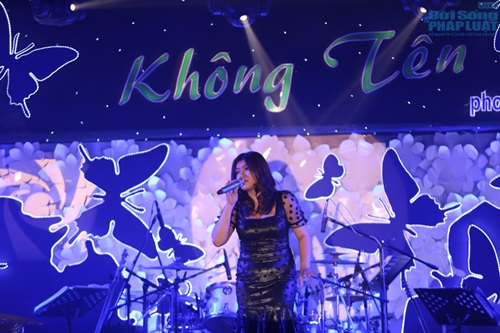 Nghệ sỹ Hoàng Lan nhận được 300 triệu đồng sau đêm nhạc từ thiện - Ảnh 4