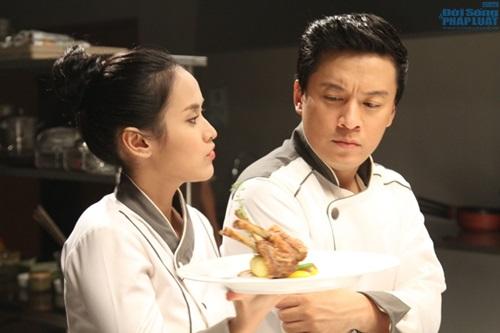 Tú Vi phát khóc vì bếp trưởng Lam Trường - Ảnh 2