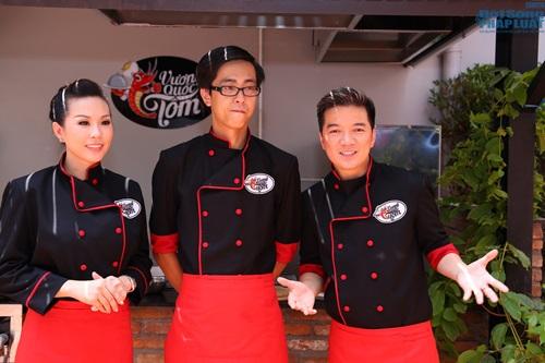 Đàm Vĩnh Hưng vào bếp học nấu ăn - Ảnh 8