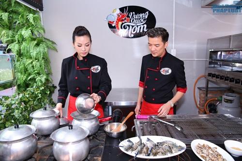 Đàm Vĩnh Hưng vào bếp học nấu ăn - Ảnh 2