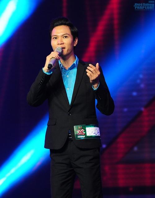Thí sinh gây sốt X-Factor Trần Quang Đại: Mê nhạc bị người yêu bỏ - Ảnh 1